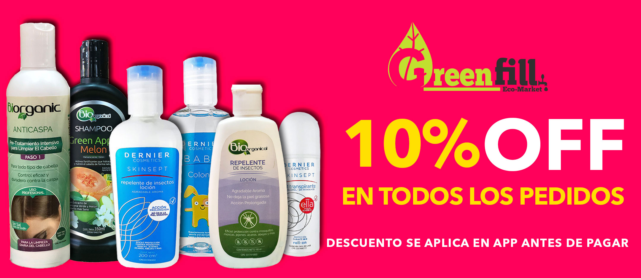 Promo Greenfill