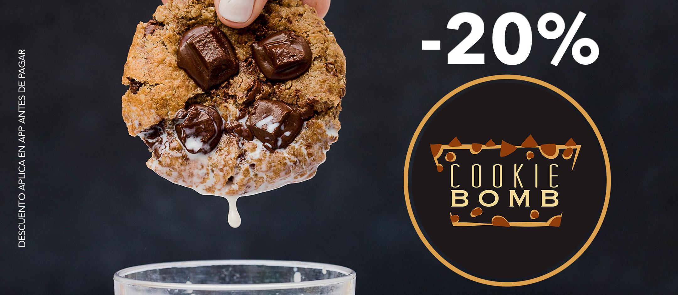 Cookie Bomb Promo