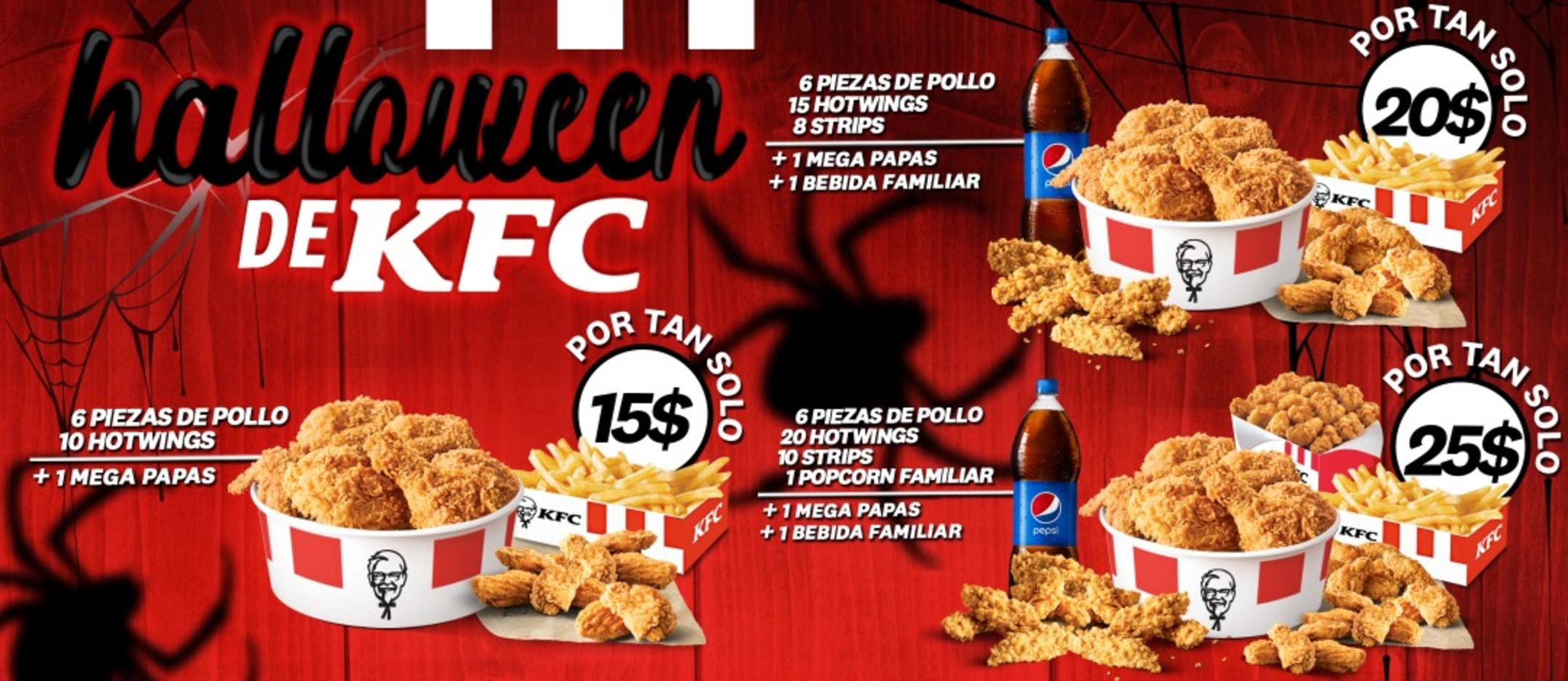 5. KFC - Promo