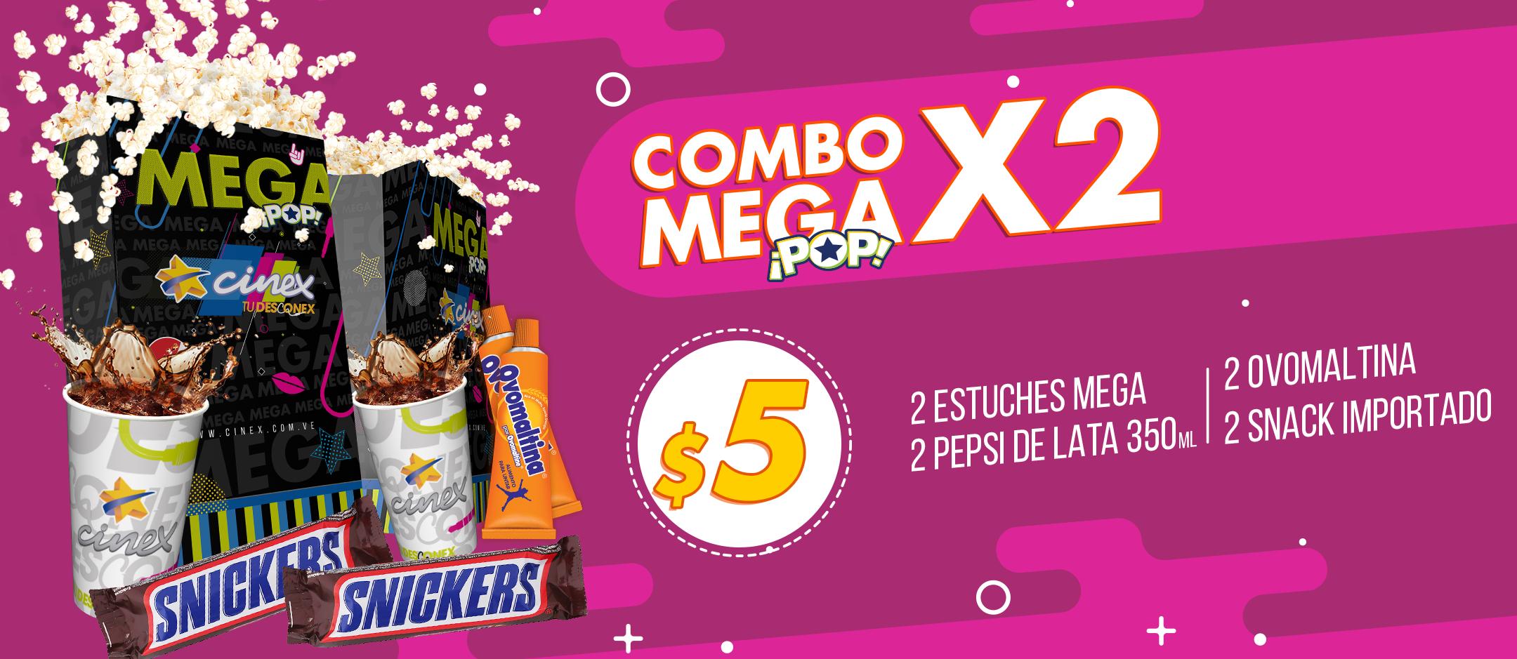 13 Cinex combo x2